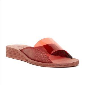 Free People Daybird Mini Wedge Sandal